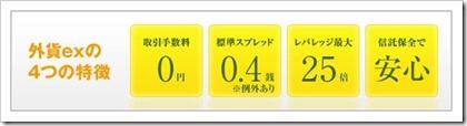Yahoo!JAPANのYJFX!特徴