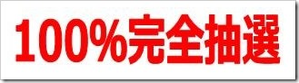 IPO100%完全抽選