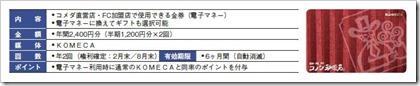 コメダホールディングス(3543)IPO株主優待