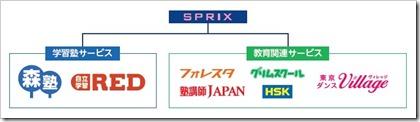 スプリックス(7030)事業イメージ