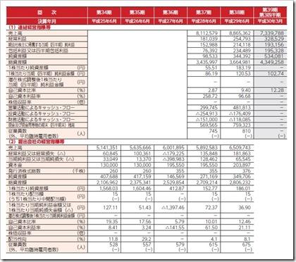 システムサポート(4396)IPO経営指標
