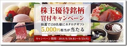 松井証券株主優待買付キャンペーン