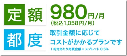 One Tap BUY(ワンタップバイ)手数料