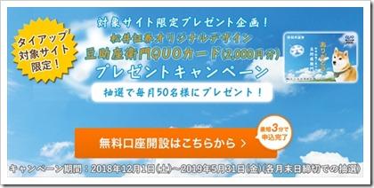 松井証券タイアップCP2019.5.31