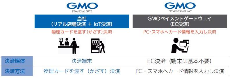 GMOフィナンシャルゲート(4051)IPO事業領域