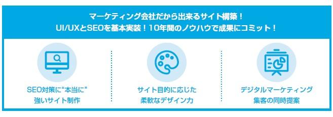 ジオコード(7357)IPOWebサイト制作