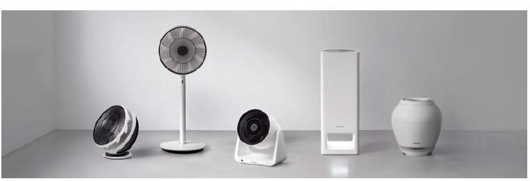 バルミューダ(6612)IPO空調関連製品