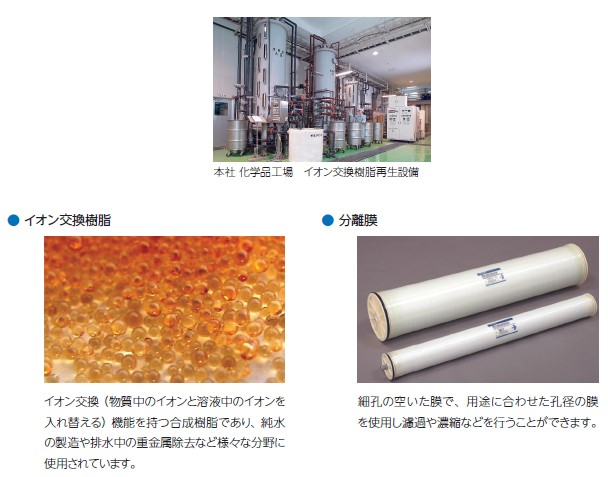 室町ケミカル(4885)IPO化学品事業
