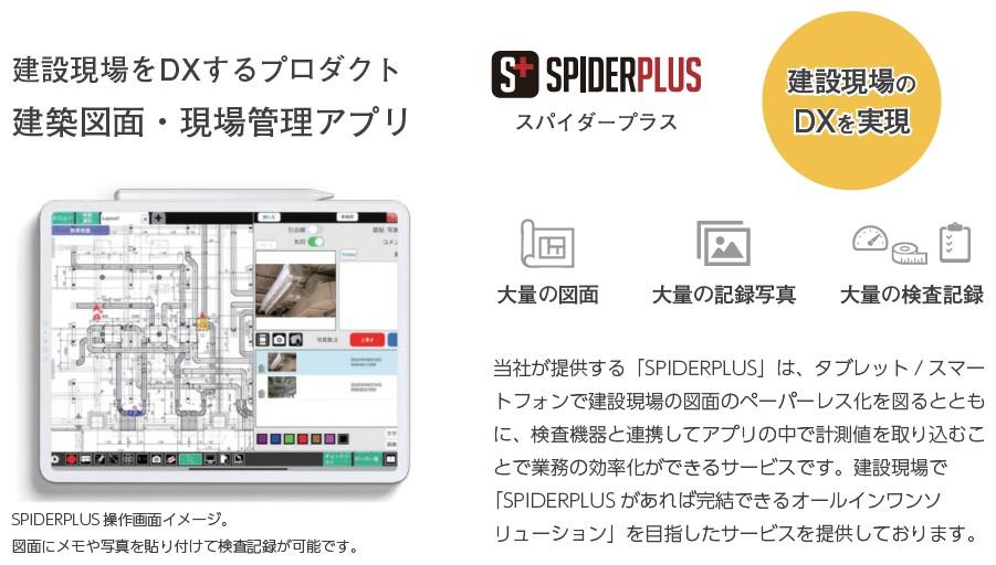 スパイダープラス(4192)IPOSPIDERPLUS